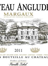 Château Angludet Margauxtext