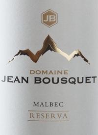 Domaine Bousquet Malbec Reserve Organic Winetext