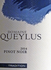 Domaine Queylus Tradition Pinot Noirtext