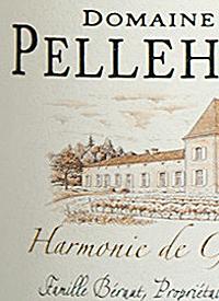 Domaine de Pellehaut Harmonie de Gascogne Blanctext