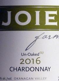JoieFarm Chardonnay Un-Oaked (ii)text