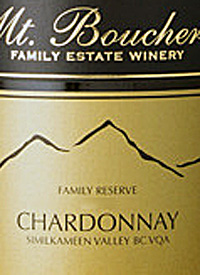 Mt. Boucherie Family Reserve Chardonnaytext