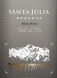 Santa Julia Reserva Malbectext