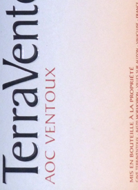 TerraVentoux Ventoux Blanctext