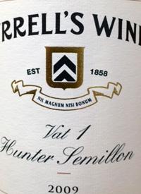 Tyrrell's Vat 1 Hunter Semillontext