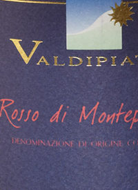Valdipiatta Rosso di Montepulcianotext