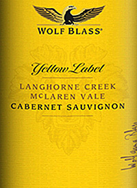 Wolf Blass Yellow Label Cabernet Sauvignontext
