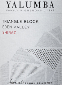 Yalumba The Triangle Block Shiraztext