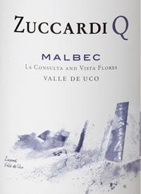Zuccardi Q Malbec Paraje Altamira and Vista Florestext