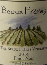 Beaux Freres Willamette Valley Pinot Noirtext