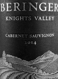 Beringer Knights Valley Cabernet Sauvignontext