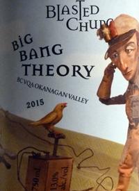 Blasted Church Big Bang Theorytext