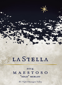 LaStella Maestoso Solo Merlot