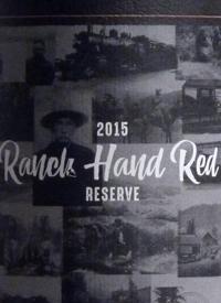 Monte Creek Ranch Ranch Hand Red Reservetext