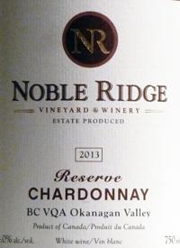 Noble Ridge Reserve Chardonnaytext