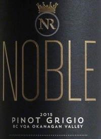 Noble Ridge Noble Pinot Grigiotext