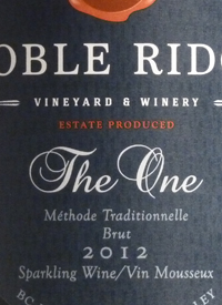 Noble Ridge The One Sparklingtext