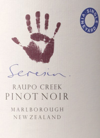 Seresin Raupo Creek Pinot Noirtext