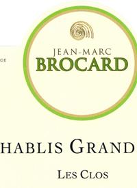 Jean-Marc Brocard Chablis Grand Cru Les Clostext