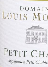 Domaine Louis Moreau  Petit Chablistext