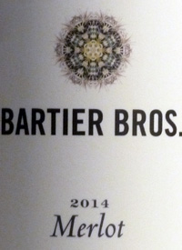 Bartier Bros. Merlot Cerqueira Vineyardtext