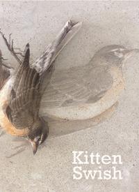 Kitten Swish Here and Gonetext