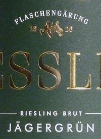 Kessler Jägergrün Brut Rieslingtext