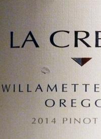 La Crema Pinot Noir Willamette