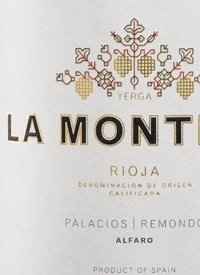 Palacios Remondo La Montesa Riojatext