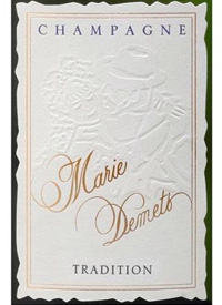 Champagne Marie Demets Tradition Bruttext