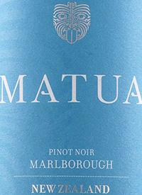 Matua Valley Pinot Noirtext