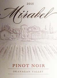 Mirabel Pinot Noirtext