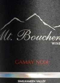 Mt. Boucherie Gamay Noirtext