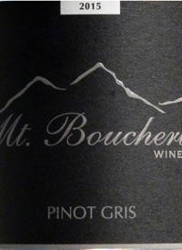 Mt. Boucherie Estate Collection Pinot  Gris