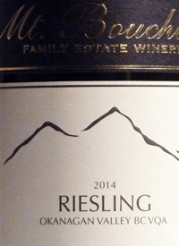 Mt. Boucherie Riesling