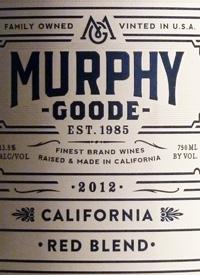 Murphy-Goode Red Blendtext