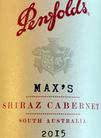Penfolds Max's Shiraz Cabernettext