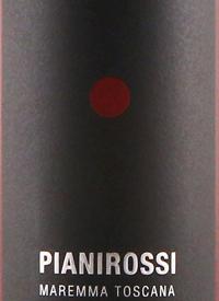 Pianirossi Rosso Black Labeltext