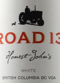 Road 13 Honest John's White
