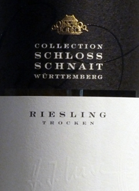 Collection Schloss Schnait Riesling Trocken