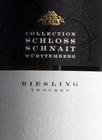 Collection Schloss Schnait Riesling Trockentext