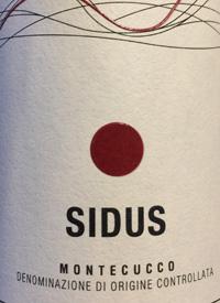 Sidus Montecucco Rossotext