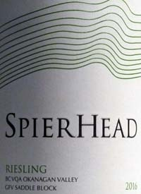 Spierhead Riesling GFV Saddle Block