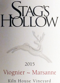 Stag's Hollow Viognier Marsanne Kiln House Vineyardtext