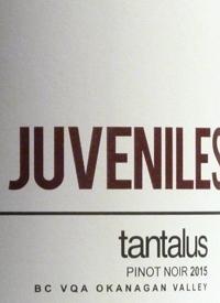 Tantalus Juveniles Pinot Noir