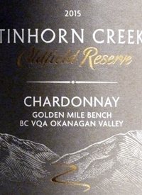 Tinhorn Creek Oldfield Reserve Chardonnaytext