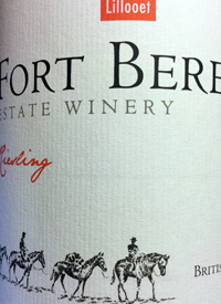 Fort Berens Riesling
