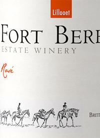 Fort Berens Pinot Noir Rosétext