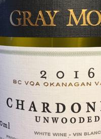 Gray Monk Chardonnay Unwoodedtext