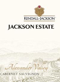Kendall-Jackson Jackson Estate Alexander Valley Cabernet Sauvignontext